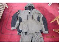 T F Gear 3 Piece Suit