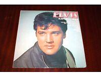 Elvis Suspicious Minds 1982 Vinyl LP Record