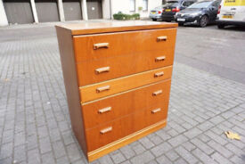 Superb McIntosh Chest of Drawers / Tall Boy FREE DELIVERY CENTRAL EDINBURGH