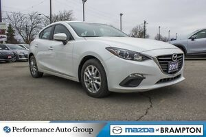 2014 Mazda MAZDA3 SPORT GS-SKY|BLUETOOTH|ALLOYS|REAR CAM|A/C