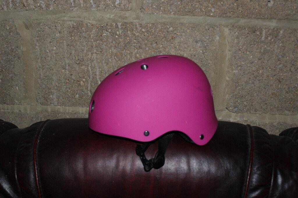 Bicycle PINK Helmet