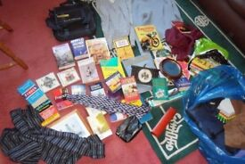 Job Lot Car Boot Items Stock JOBLOT items (French books)
