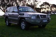 2004 Toyota Landcruiser 100 series Sahara Wagon with Vic RWC Colac Colac-Otway Area Preview