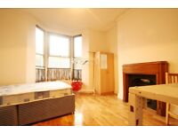 Furnished 1/2 Bedroom Flat With Garden Close to Turnpike Lane and Seven Sisters Stations