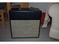 1x 12 guitar cabinet , 80 watts , 8 ohms , vgc