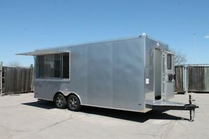 2019 Stealth Trailers Al Fresco 8.5x20 Concession Trailer
