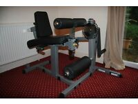 Body-Solid Commercial Cam Leg Extenesion / Curl Machine RRP £449