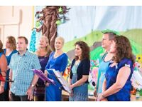 Rock, Pop and Gospel Evening Choir for Adults in Eastbourne, Old Town at Eden Blue