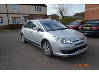 CITROEN C4 1.6 EXCLUSIVE,1 YEAR MOT,FULL SERVICE HISTORY