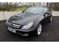 10 MERCEDES CLS 350 CDI 4DR COUPE 'GRAND EDITION' AUTO TIP ++ FULL SPEC inc SAT NAV & XENONS ++