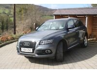 Audi Q5 2014, immaculate condition