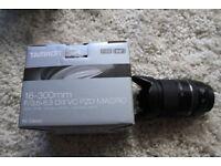 TAMRON 16-300 f3.5-6.3 Di II VC Macro Lens for Canon fit