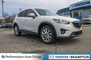 2015 Mazda CX-5 GT|AWD|LEATHER|SUNROOF|HTD SEATS|REAR CAM