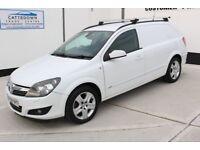 Vauxhall Astra Van 1.9 CDTI Sportive * FULL SERVICE HISTORY * NO VAT * SAT NA...
