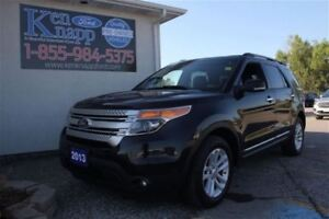 2013 Ford Explorer XLT - Bluetooth -  Heated Seats