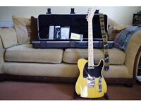 FENDER USA TELECASTER ELITE 2015/6