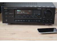 ONKYO TX-SV515PRO AMP/TUNER/250W/AUXIN PLAYIPOD PHONE 7 SPEAKERLINE