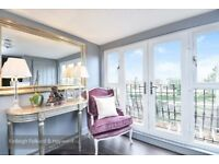 A stunning brand new refurbished stylish and modern two double bedroom flat on Russell Road N13