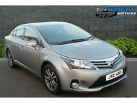 🔷🔹 Sep 2014 Toyota Avensis 2.0 D-4D Icon 4dr🔹🔷