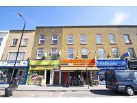 1 bed/bedroom flat on Burdett Road, Mile End, London E3