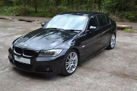 BMW 3 Series, 318D, M sport, Business Edition, Saloon, 2010.