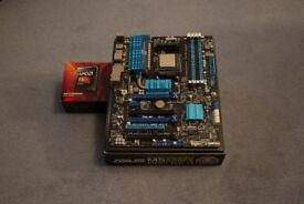 AMD FX-8350 and Motherboard bundle