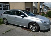 Peugeot 508 SW eHDI automatic Panoramic roof