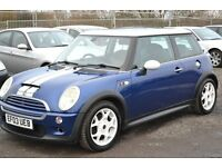 2003 MINI COOPER S - 1.6 SUPERCHARGED FSH STUNNING COLOUR!