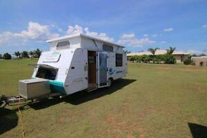 2003 Jayco family van with bunks Placid Hills Lockyer Valley Preview