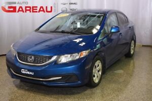 2013 Honda CIVIC LX - AUTOMATIQUE