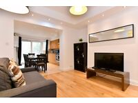Lovely 3bed/2bath apartment with a private garden*Camden Town*One week minimum*All bills inc
