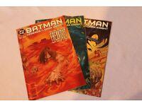 Batman: Freakout miniseries #1-3 complete series