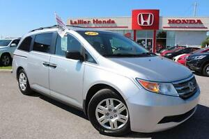 2012 Honda Odyssey LX STARTING AT 1.99 5