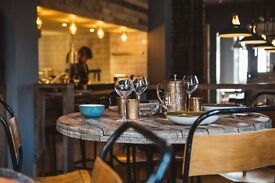 Superstar Front of House Staff Wanted for The Set Restaurant in Central Brighton