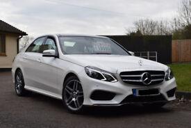 Mercedes-benz E class 2.1 E220 CDI BlueTEC AMG LINE 7G-Tronic Plus 4dr