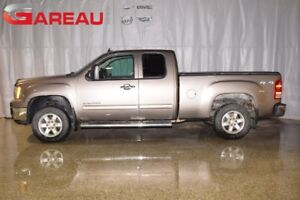 2012 GMC SIERRA 1500 4WD EXTENDED CAB SLE - 4X4 - EXT CAB - 5.3L