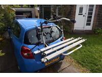 AVENIR Vermont lightweight aluminium 3 - bike rack £30 ono Colinton, Edinburgh