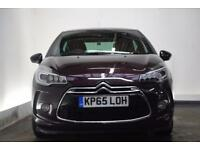 DS DS 3 1.6 BLUEHDI DSPORT S/S 3d 118 BHP (purple) 2015