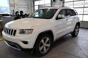 2015 Jeep Grand Cherokee Limited MAGS 20' CUIR TOIT COMME NEUVE