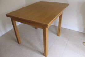 John Lewis extending dining table