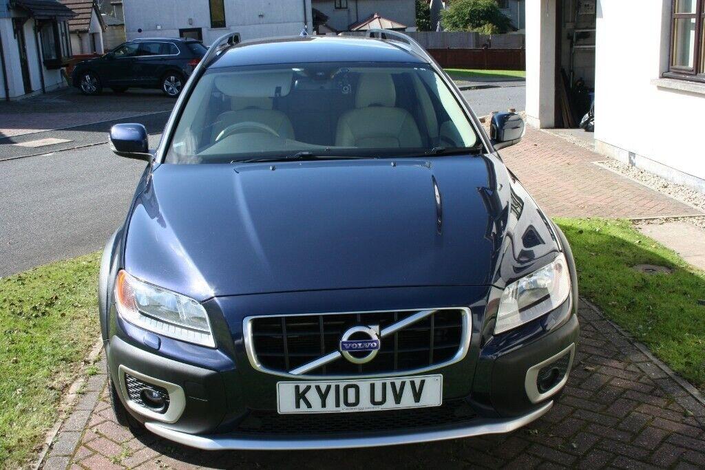 Volvo, XC70, Estate, 2010, Auto, 2400 (cc), All wheel ...
