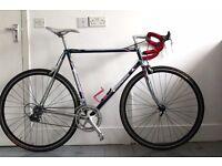 Tommasini Tecno road racing bicycle cinelli campagnolo columbus tubing