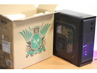 Phoenix Hero Gaming PC Quad Core 8GB Ram Nvidia GTX HD Graphics FREE POSTAGE Windows 10