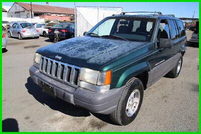 1997 Jeep Grand Cherokee Laredo Automatic 6 Cylinder NO RESERVE