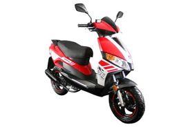 Brand New Motorini 50cc scooter