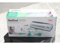 HeatSeal H400 A3 Photo Quality Laminator, Brand New In Box, Never Used