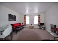 A spacious modern one bedroom flat within a gated development