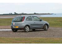 Vauxhall corsa 1.0L twin port
