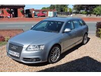 Bargain Audi A6 Avant S-Line, Every conceivable extra including BOSE surround sound