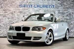 2011 BMW 1 Series 1 Series CONVERTIBLE**CUIR** 128i A/C**CRUISE*